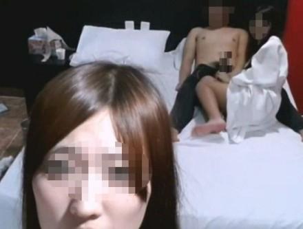韓国Wカップルによる4Pハメ撮り