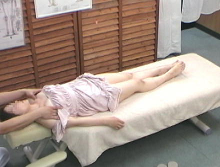 """大阪流""""ありえへん""""マッサージ店に通う患者達 Part1"""