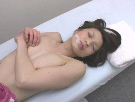 悪徳マッサージ師が睡眠薬を盛って昏睡レイプ 19