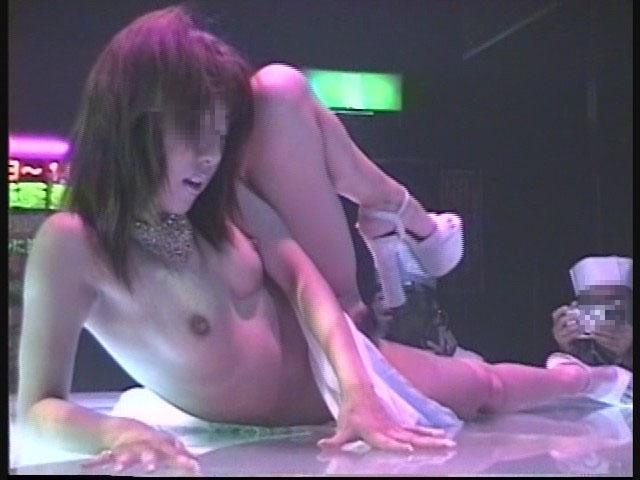 踊り子さんのエロエロ妖艶ダンス