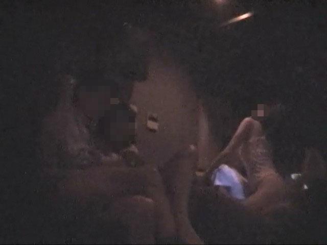 都内某所にあるカップル喫茶潜入盗撮 8