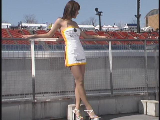 タレントの登竜門!S級レースクイーン激写大会 1