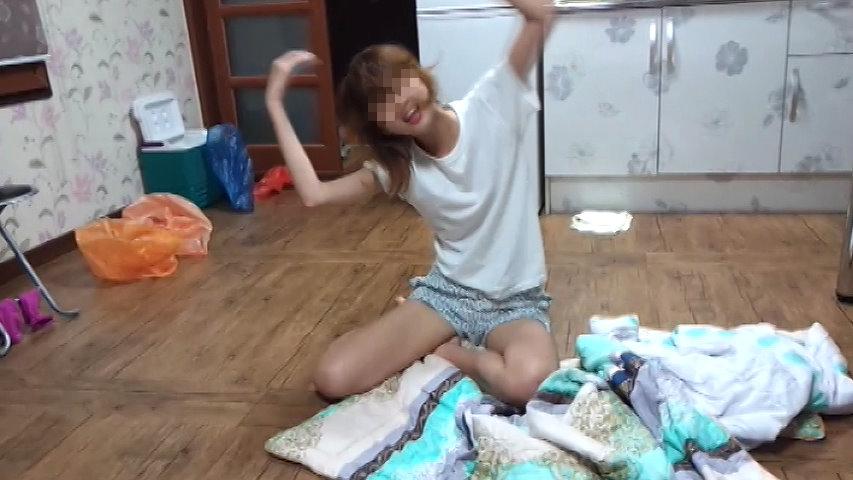 激カワ韓国美少女との生ハメ映像